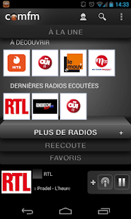 COMFM Radio- screenshot thumbnail