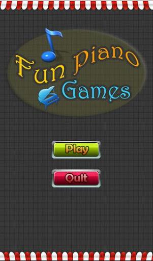 Fun Piano Game