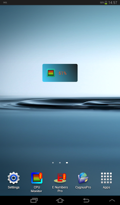 CPU Monitor - screenshot