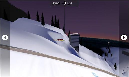 Vikersund Skiflyging - screenshot thumbnail