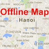 Hanoi Map Tourist