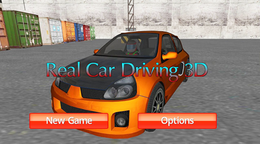 拉力越野車行駛3D