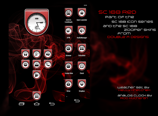 SC 168 Red