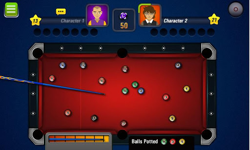 3D ビリヤード Pool 8 Ball Pro