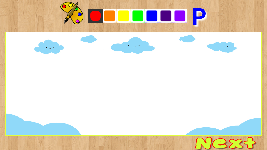 Alphabet Learning - screenshot