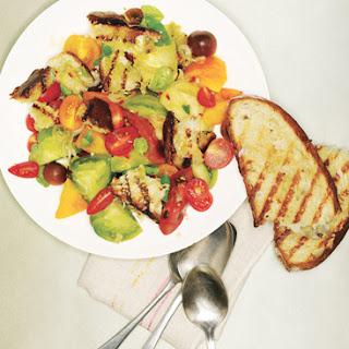 Grilled Panzanella Recipe