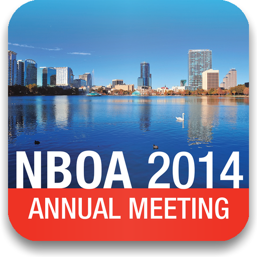 2014 NBOA Annual Meeting 書籍 App LOGO-APP試玩