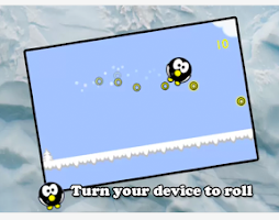 Screenshot of Penguin Roll Free