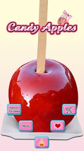 Make Candy Apples