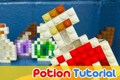Potion Minecraft Guide