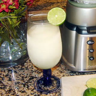Frozen Lime Daiquiri.