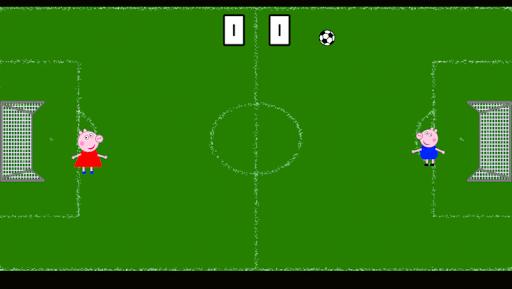 Peppar Pig Soccer Pong