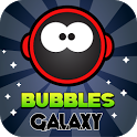 Galaxy Bubble Shooter icon