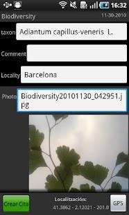 zamiaDroid- screenshot thumbnail