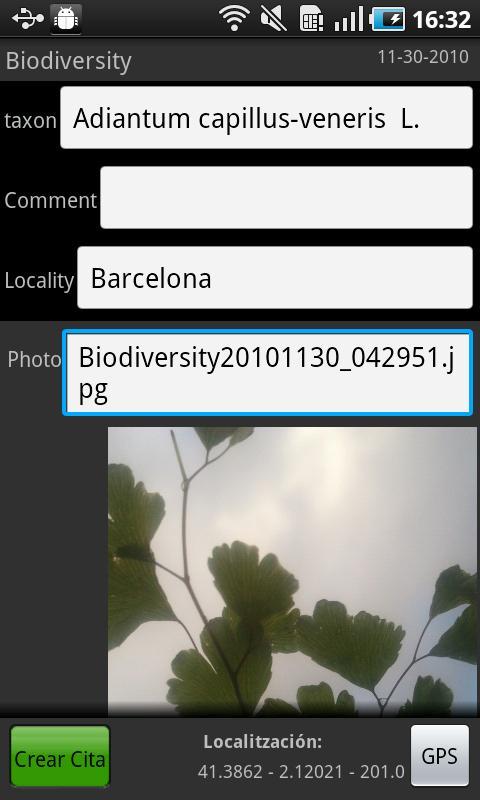 zamiaDroid- screenshot