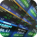 Android Stocks Tape Widget PRO logo