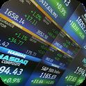 Android Stocks Tape Widget PRO logo