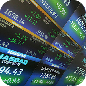 Stocks Tape Widget PRO for Android