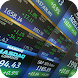 Android Stocks Tape Widget PRO icon