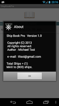 Marine Ship Book Pro