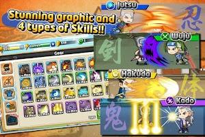 Screenshot of Ninja ZET
