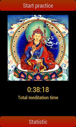 Shamatha meditation timer PRO
