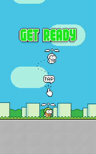 Swing Copters - screenshot thumbnail