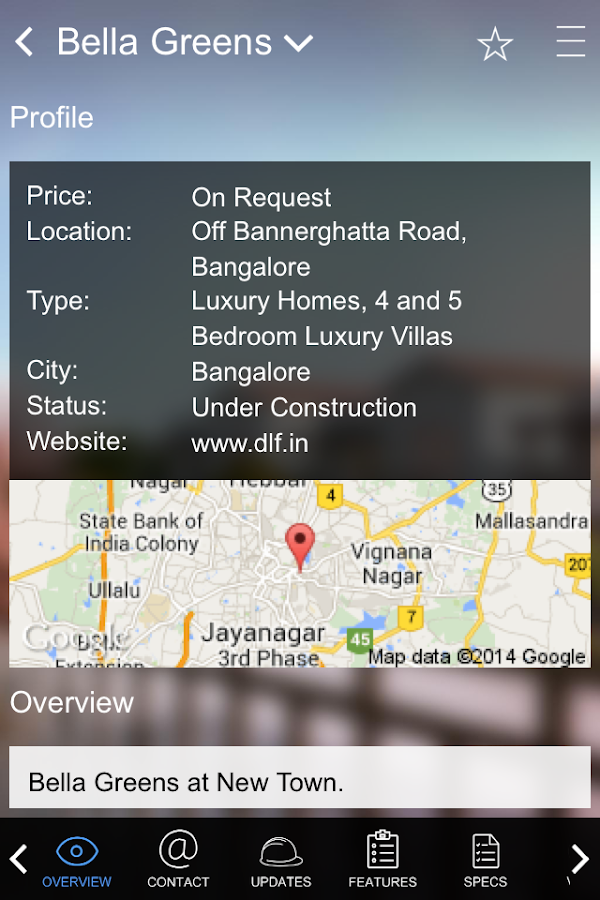 DLF Homes & Commercial- screenshot