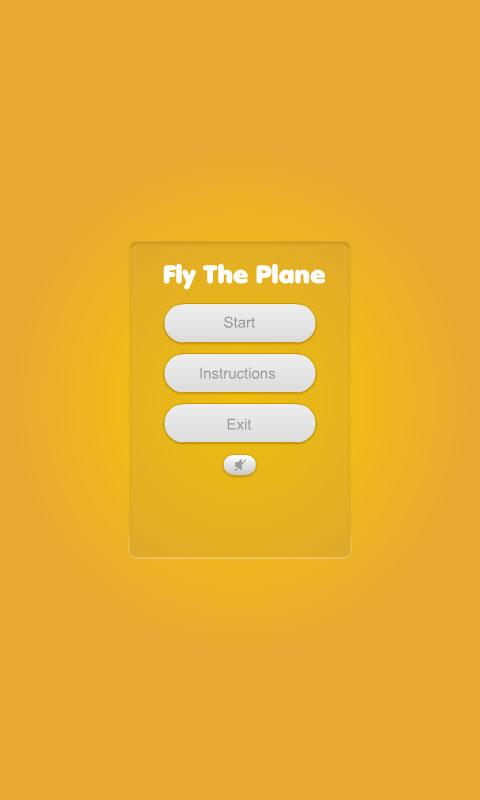 FLY the Plane- screenshot