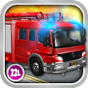 Fire Truck Games for Kids icon