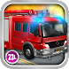 Kids Fire Truck games icon