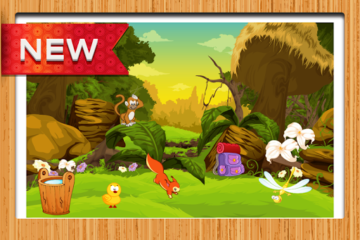 Farm Animals Differences Game