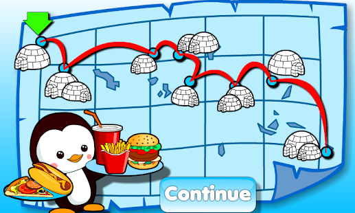 My Penguin Restaurant- screenshot thumbnail