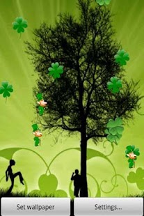 St Patricks Day Live Wallpaper - screenshot thumbnail