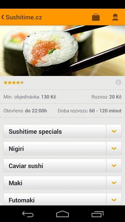 DameJidlo.cz - screenshot