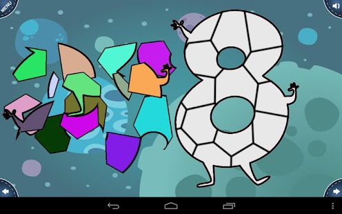 Games for Kids: Shape Puzzle - screenshot thumbnail