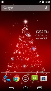 Christmas Live Wallpaper- screenshot thumbnail