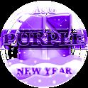 NEXT LAUNCHER PurpleNY THEME icon