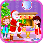 Santa surprise gifts for kids