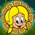 Pixeline & The Jungle Treasure logo