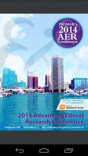 PRIM R 2014 AER Conference