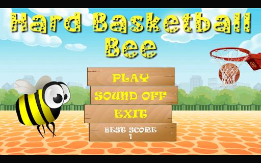 Hard Basketball Bee