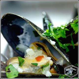 Zuppa di Cozze (Mussel Soup)