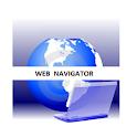 Web Navigator logo