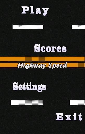 Speed Car 2