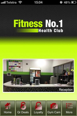 Fitness No 1