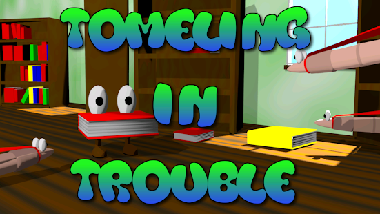 Tomeling In Trouble- screenshot thumbnail
