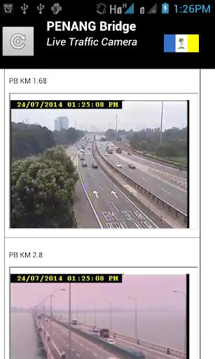 Penang Bridge Live Cam