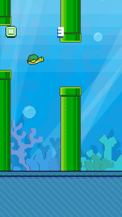 Flappy Turtle- screenshot thumbnail