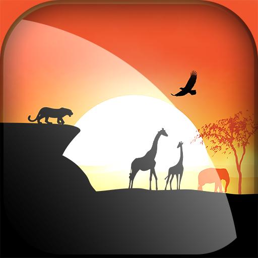 Safari Live Wallpaper 個人化 App LOGO-APP試玩